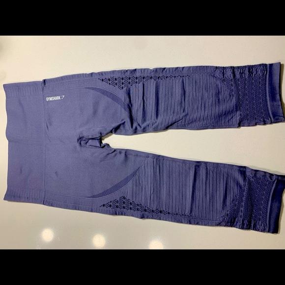 Gymshark cropped energy seamless leggings